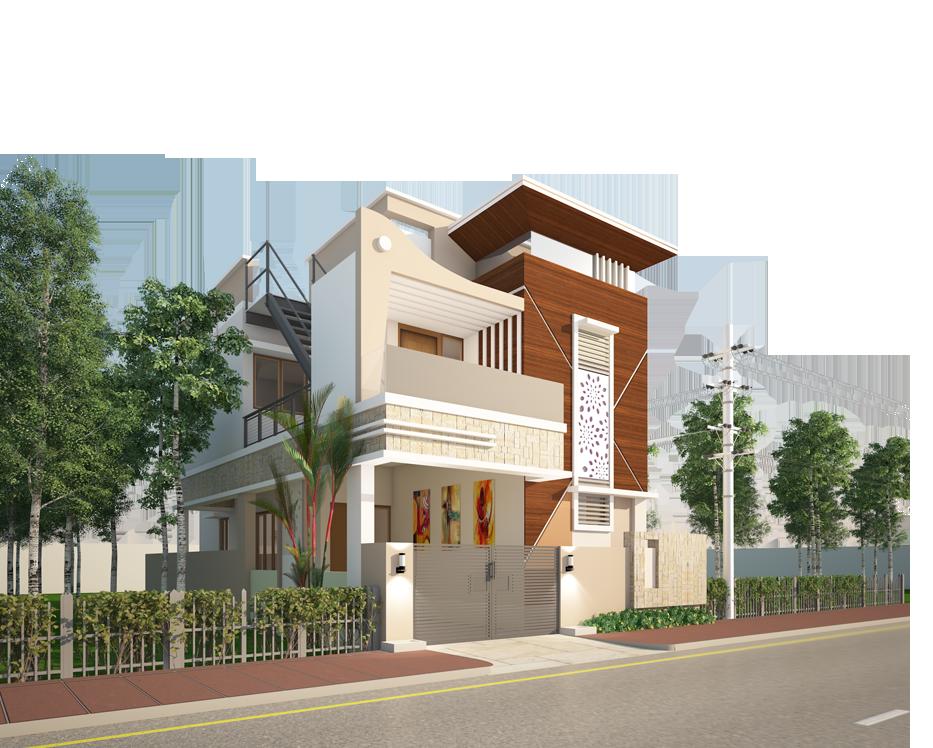 ashraya villas