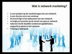 Geld Verdienen Met Netwerkmarketing?