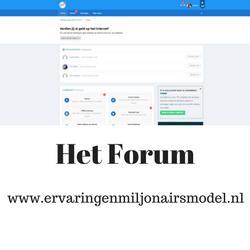 affiliate marketing revolutie forum