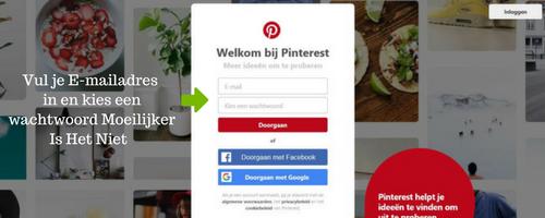 Meer Verkeer Naar Je Website Met Pinterest? De Pinterest Tips