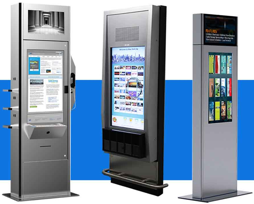 Kiosks and Digital Interactive Signage