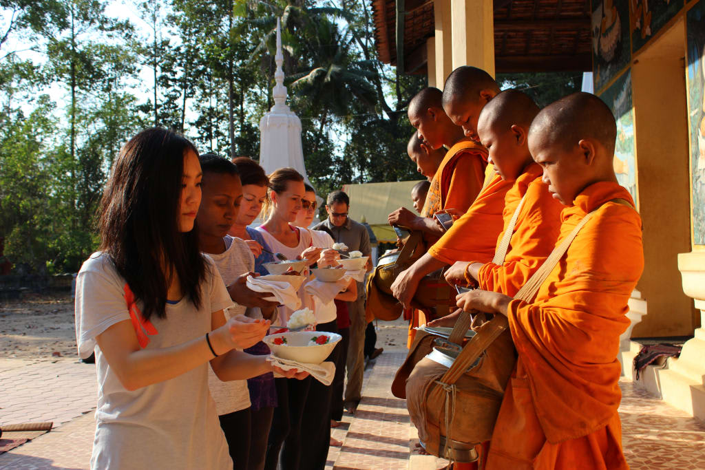 Exploring South East Asia Siem Reap & Luang Prabang, Cambodia & Laos Feb 26th  - Mar 8th, 2019