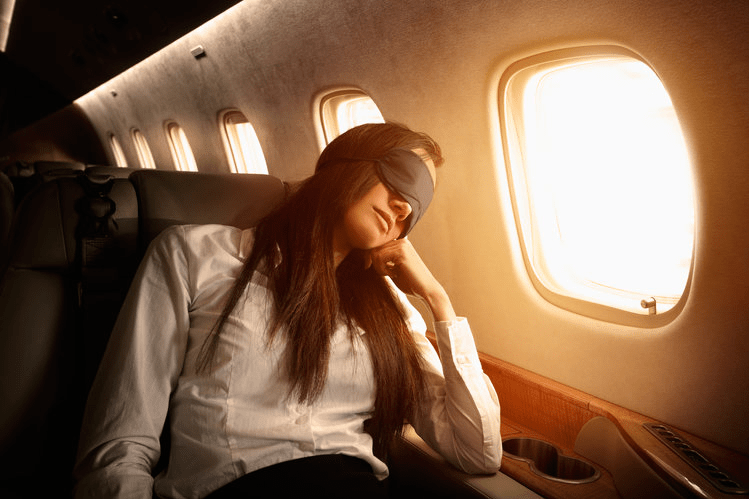 13 Expert Tips to Help You Sleep on Your Next Flight (Really) - Bravo