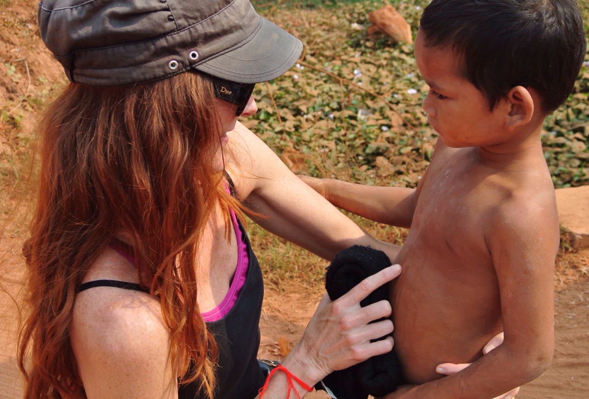 Escape To Shape Cambodia Giving Back While Traveling