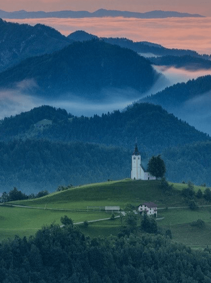 Multi Sport Adventure in Slovenia Throughout, Slovenia June 7th  - 14th, 2020