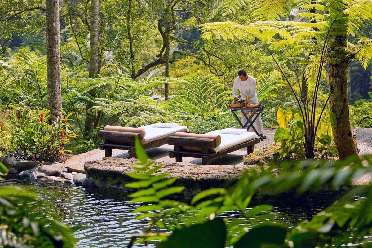 Como Shambala Spa Bali