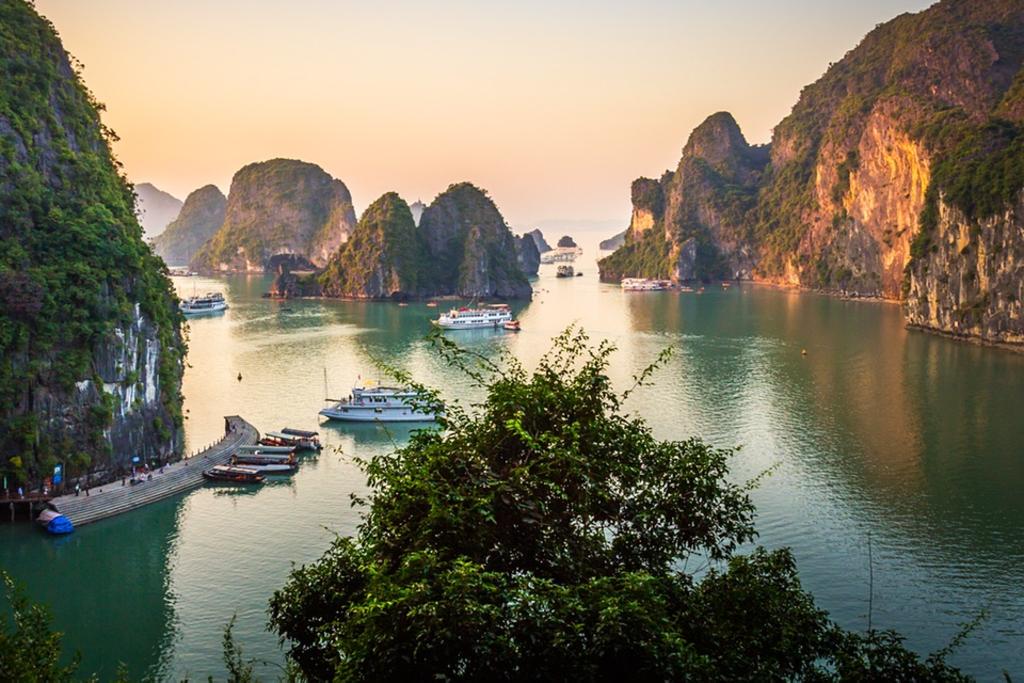 From Hanoi to Ho Chi Minh Hanoi, Halong Bay, Hoi An, Ho Chi Minh, Vietnam April 7th  - 16th, 2018