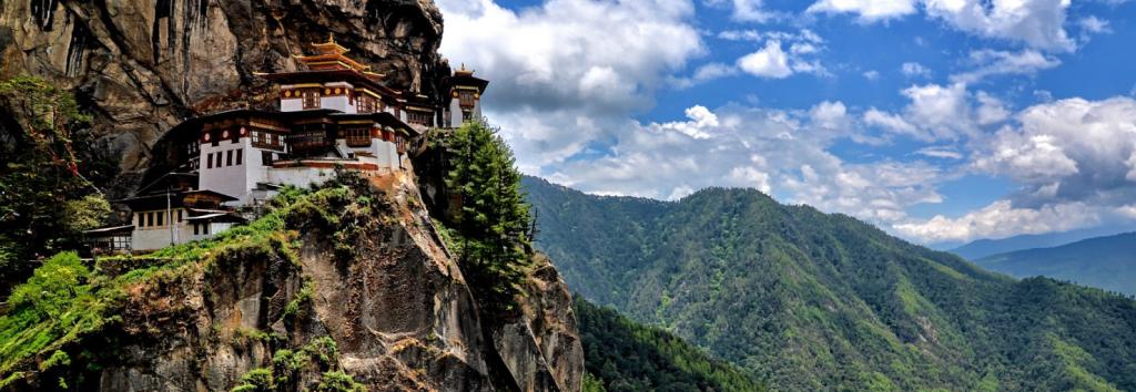 A Journey Through Bhutan Paro & Punakha, Bhutan April 10th  - 18th, 2019