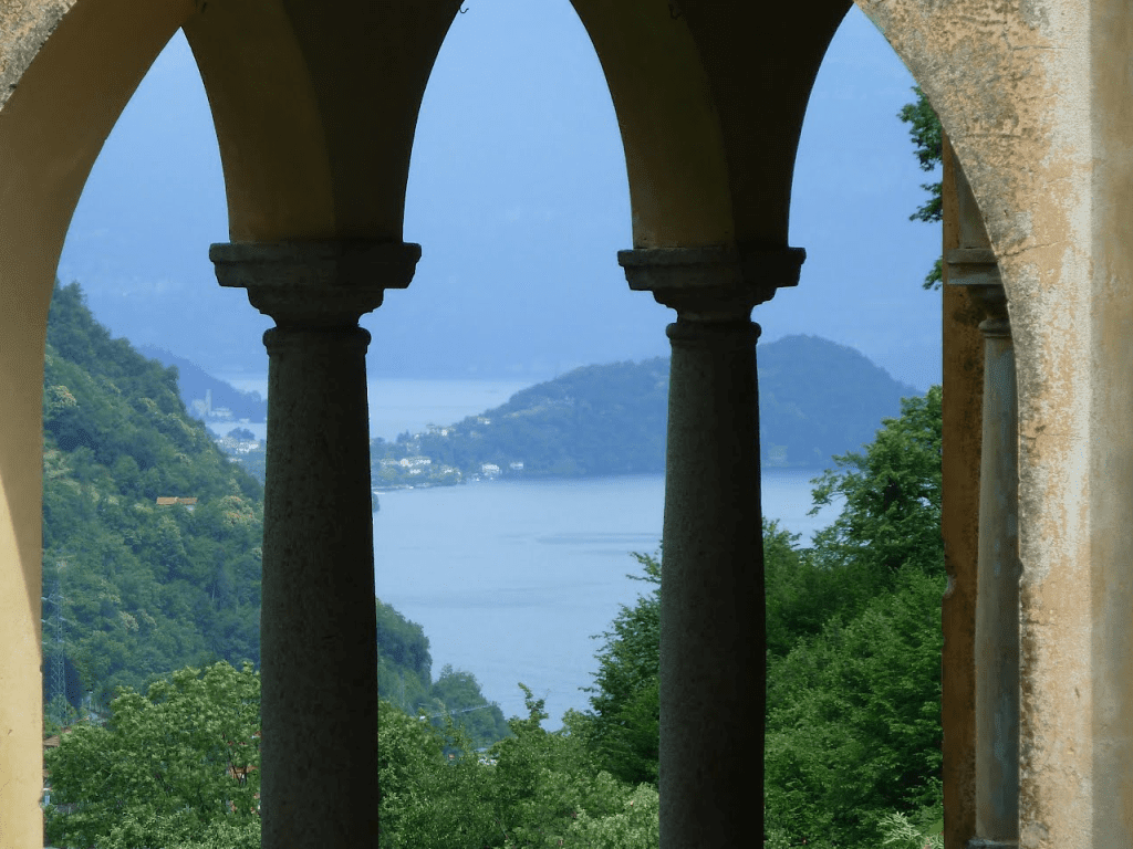 Full-On Fitness Lake Como, Italy May 24th  - 30th, 2020
