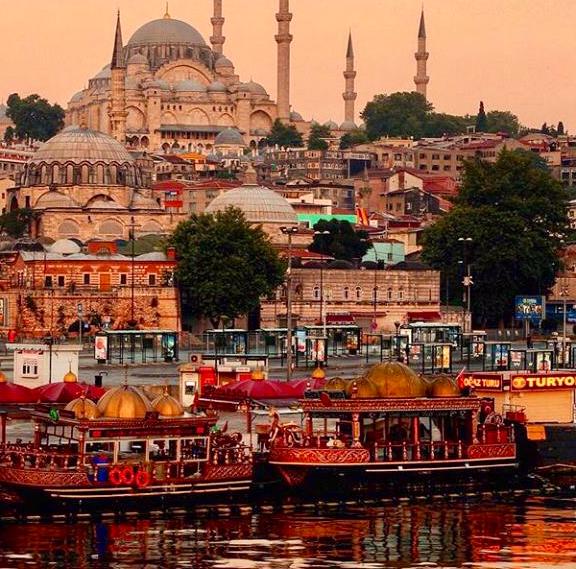 Exotic City Wellness Adventure Istanbul, Turkey April 18th  - 25th, 2020