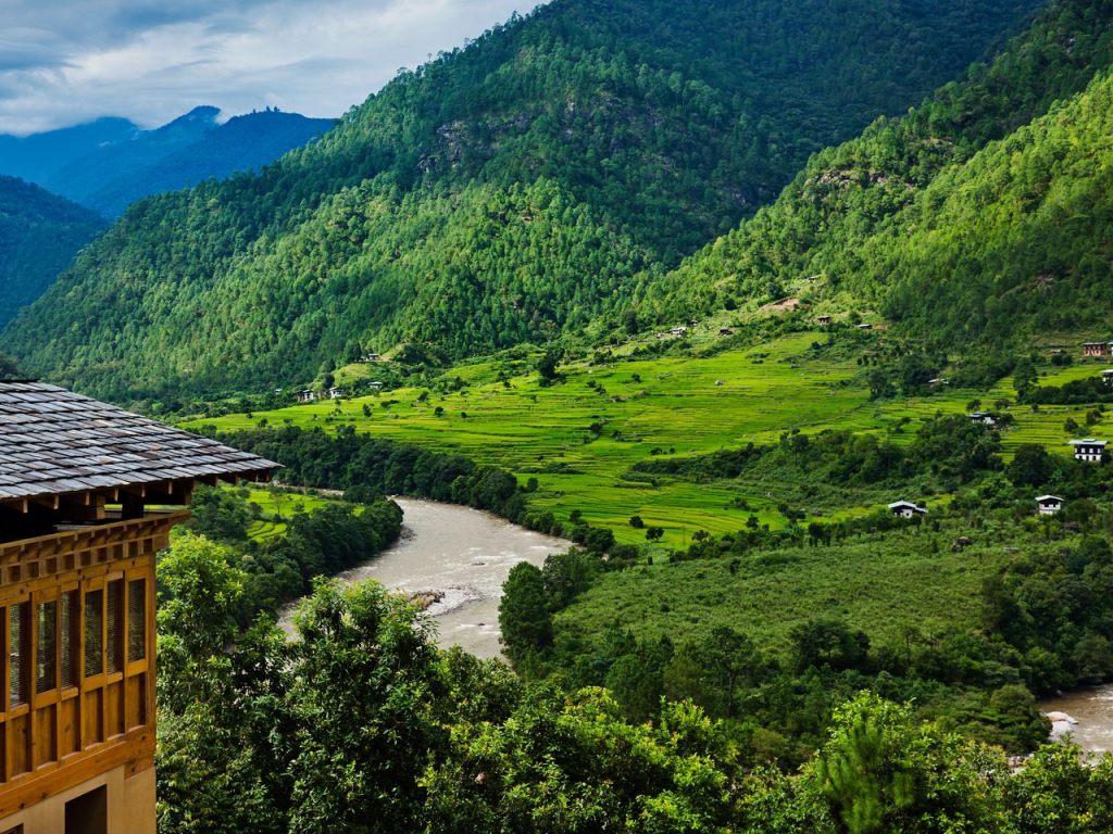 A Journey Through Bhutan Paro & Punakha, Bhutan October 12th  - 20th, 2020