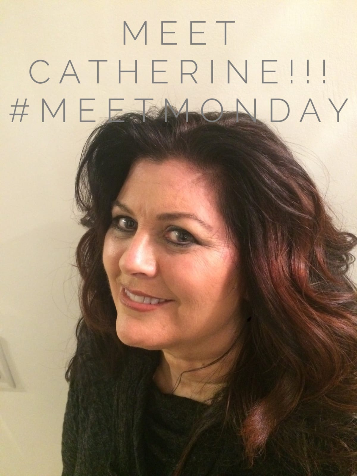 MEET CATHERINE MESNER