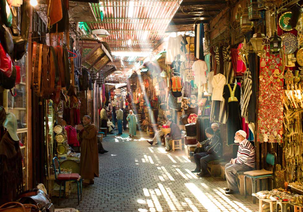 Markets, Magic & Mountains Marrakech, Morocco May 11th  - 18th, 2019