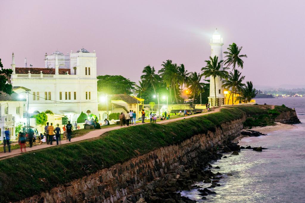 EXPLORING THE SOUTH OF SRI LANKA Galle, Sri Lanka April 22nd  - 29th, 2019