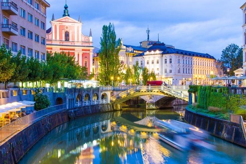 Multi Sport Adventure in Slovenia Throughout, Slovenia July 3rd  - 10th, 2021