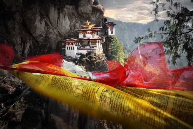 A Journey Through Bhutan Paro & Punakha, Bhutan April 10th  - 18th, 2019