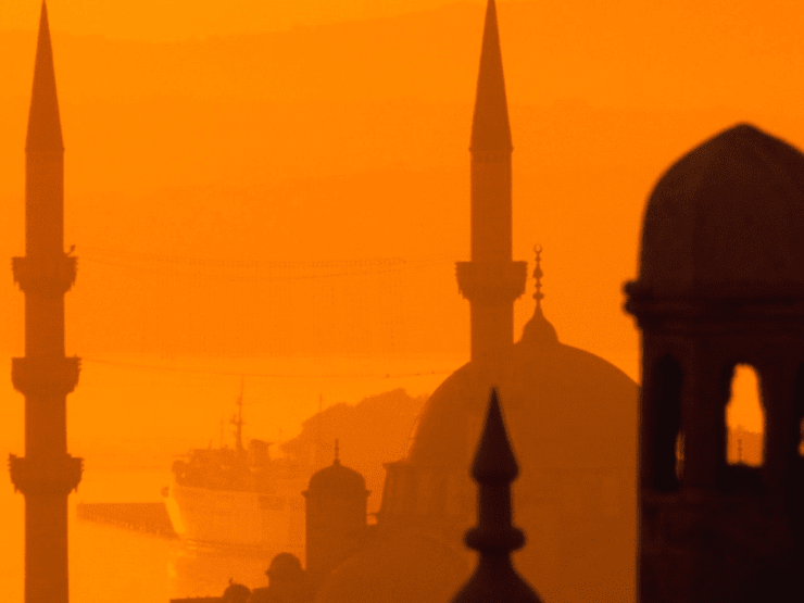 Exotic City Wellness Adventure Istanbul, Turkey April 18th  - 25th, 2020