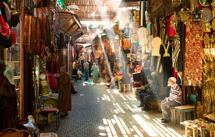 Global Exploras Mother/Daughter Escape Marrakech, Morocco June 2nd  - 9th, 2019