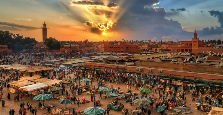 Markets, Magic & Mountains Marrakech, Morocco May 12th  - 19th, 2018
