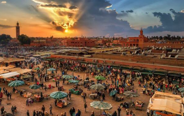 ESCAPE TO ELEVATE Marrakech, Morocco Apr 25th  - May 2nd, 2020