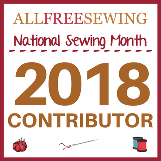 National Sewing Month at AllFreeSewing