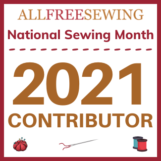 National Sewing Month 2021 at AllFreeSewing