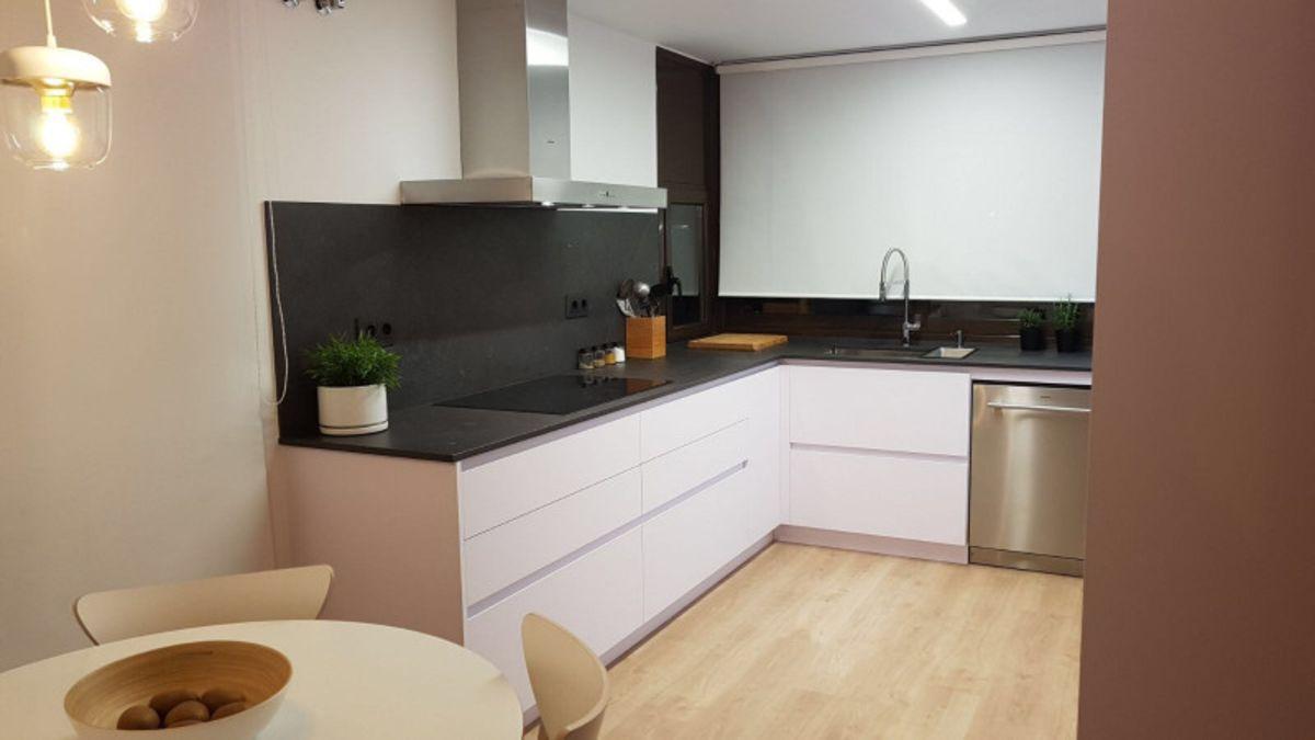 Reforma cocina b2 - Ver cocinas modernas ...