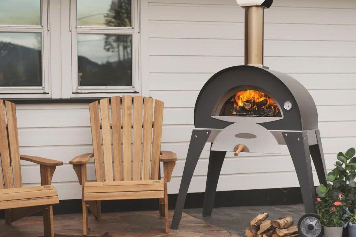 Tips og råd om bruk av vedfyrt pizzaovn
