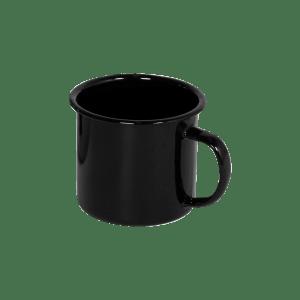 Emaljert kopp