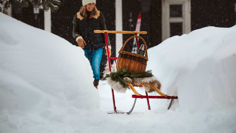 Sparken har blitt en norsk vinterikon gjennom tiden. Sjarmen ved det tradisjonelle utseende kanskje aldri tiltalt oss mer.