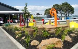 The Esplanade Hotel Torpedo Bay Navy Museum Devonport Auckland