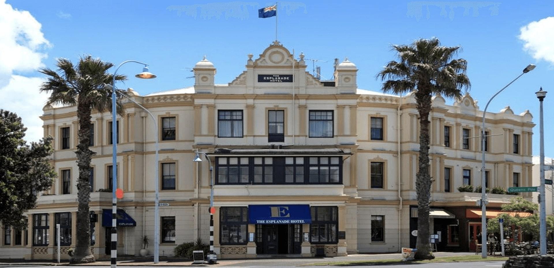 Slider The Esplanade Hotel