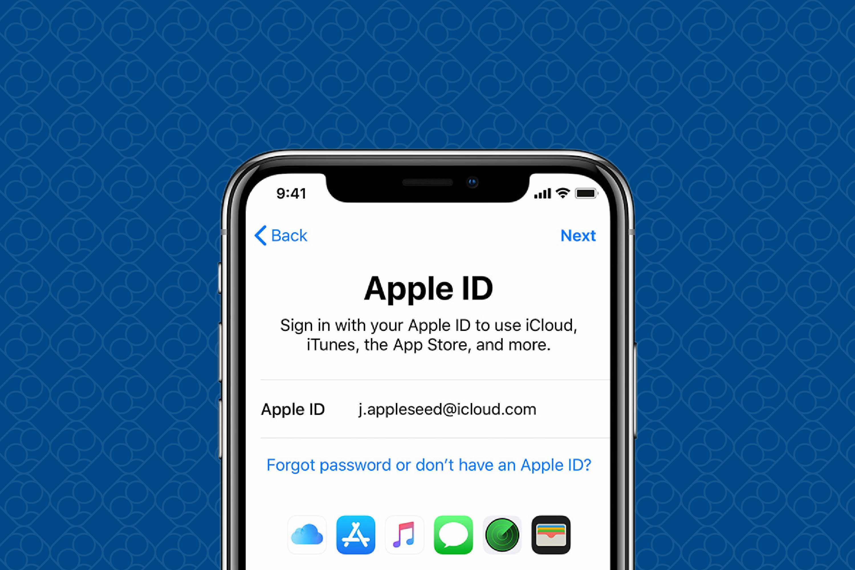 allapplenews-sign-in-with-apple-id-screen