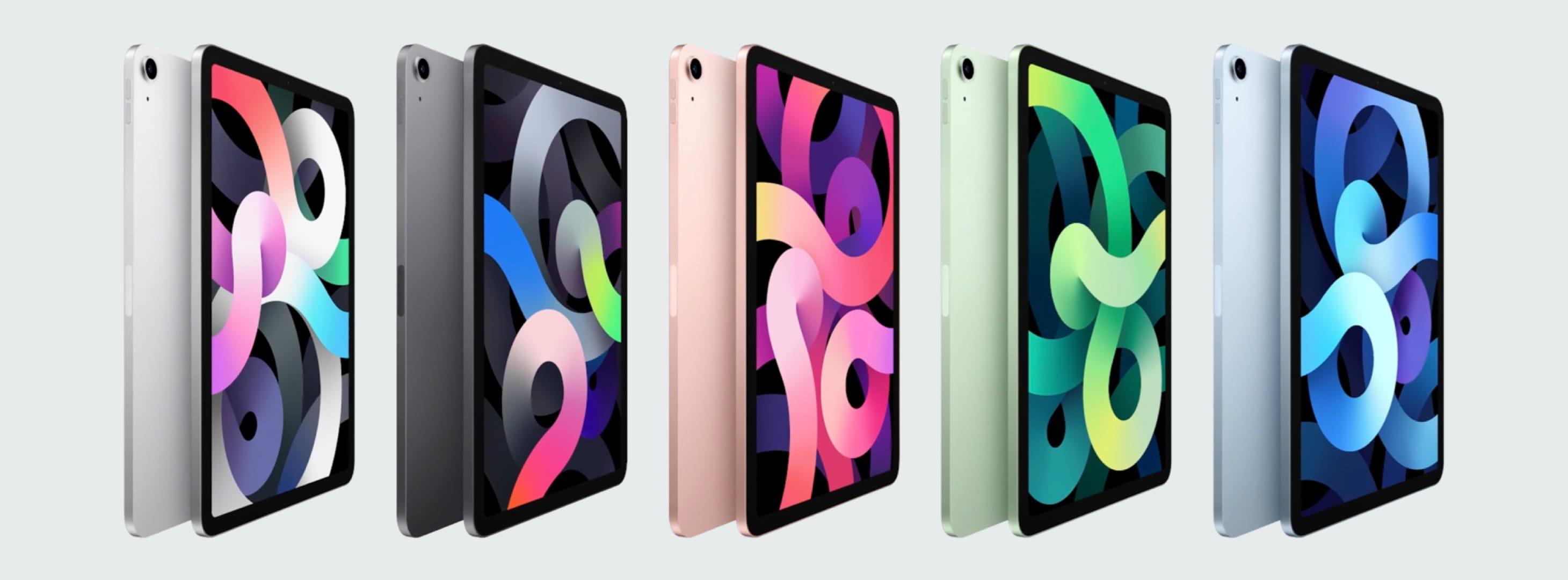 allapplenews-ipad-air-2020-colors