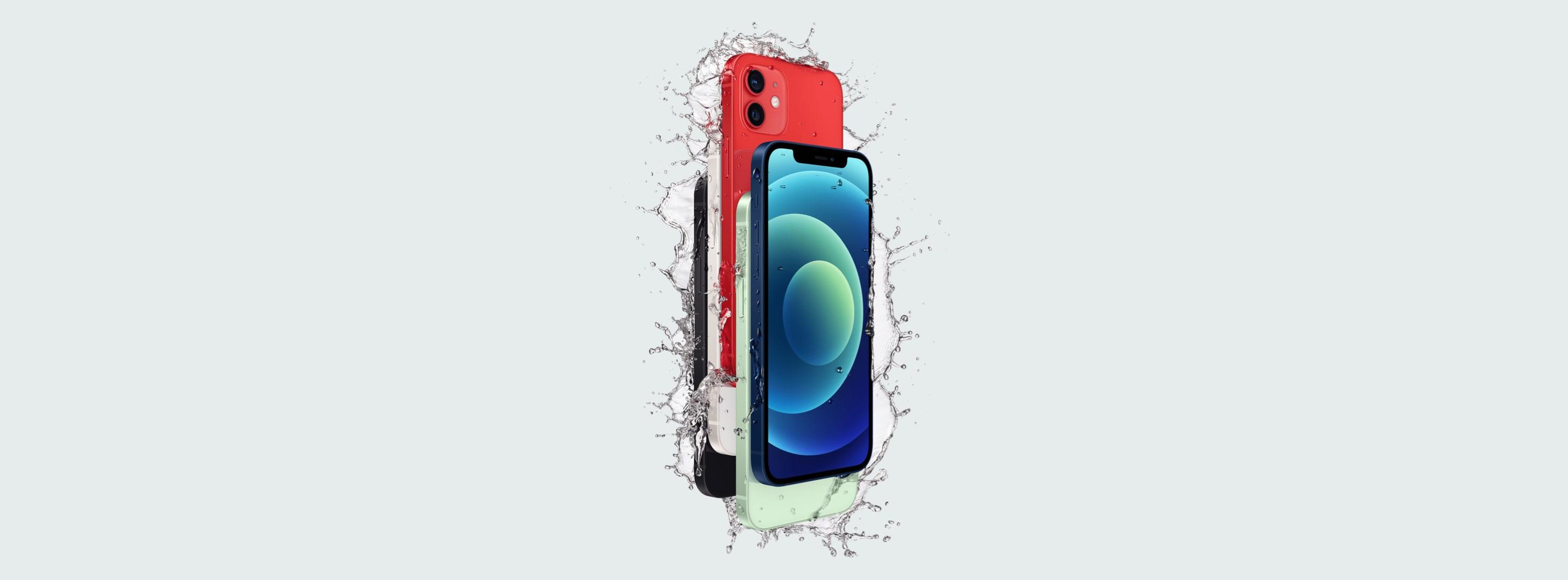 allapplenews-iphone-12-in-water