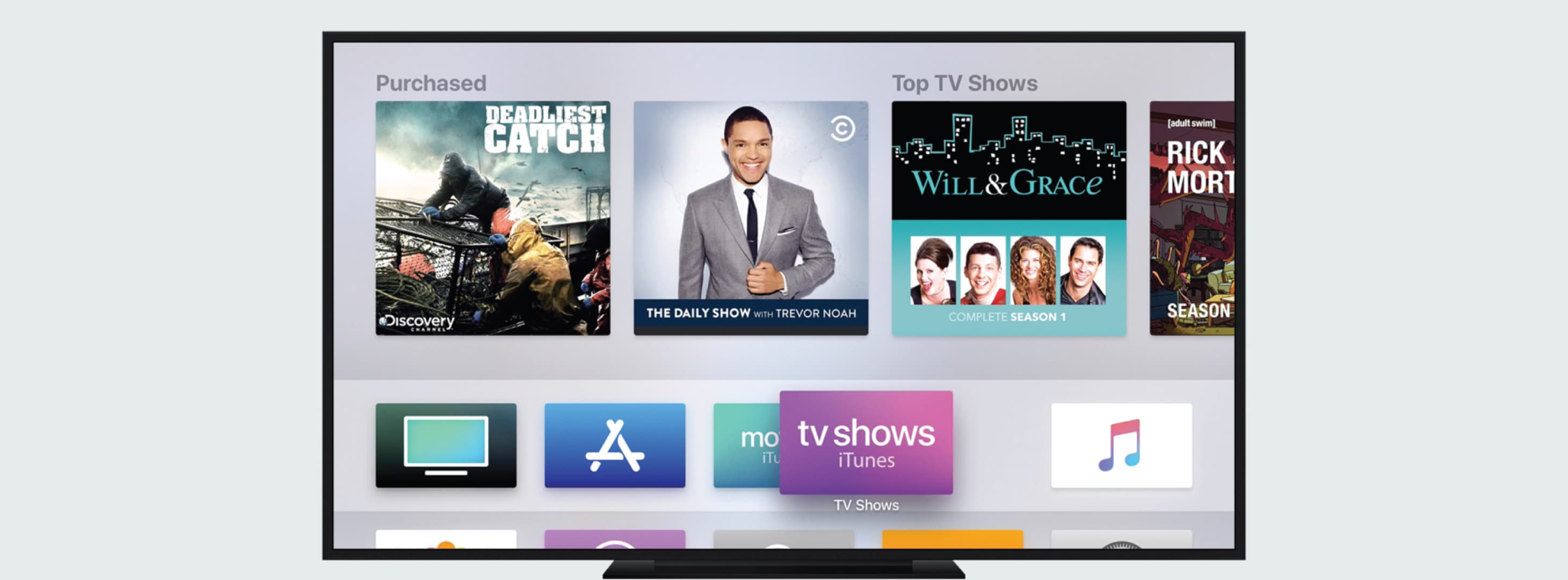 allapplenews-apple-tv-selection-screen