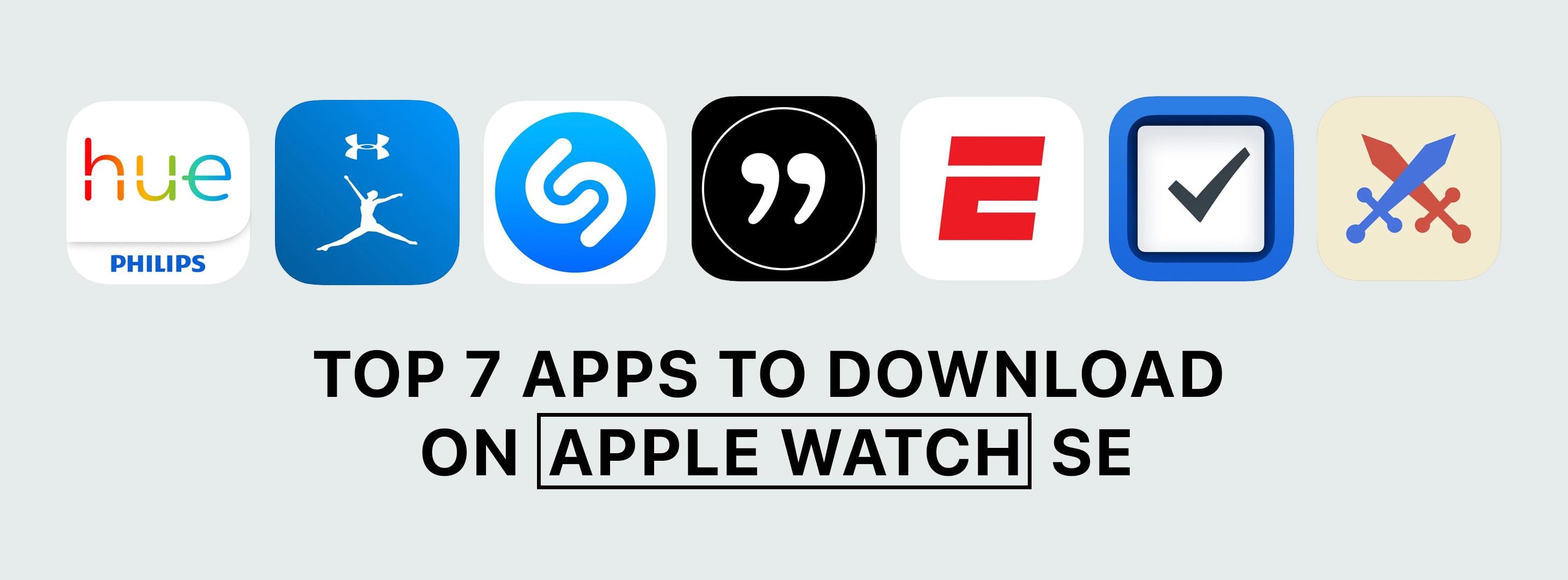 allapplenews-top-apps-apple-watch-se