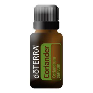 doTERRA Coriander essential oils, buy online in our Canadian webshop