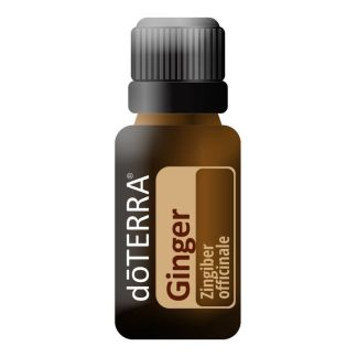 doTERRA Ginger essential oils, buy online in our Canadian webshop