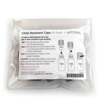 doTERRA Child Resistant Caps
