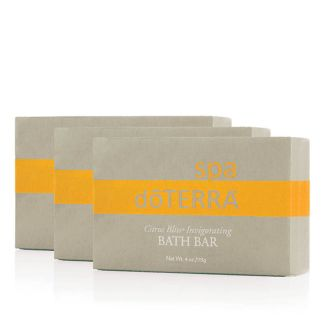 doTERRA Citrus Bliss Invigorating Bath Bar (3p)