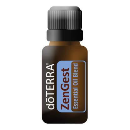 doTERRA ZenGest essential oils, buy online in our Canadian webshop