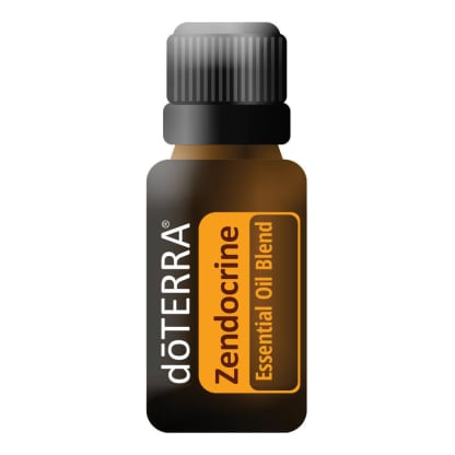 doTERRA Zendocrine essential oils, buy online in our Canadian webshop