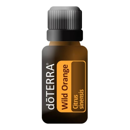 doTERRA Wild Orange essential oils, buy online in our Canadian webshop