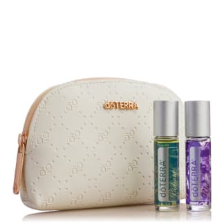doTERRA Signature Aroma with Monogram Clutch