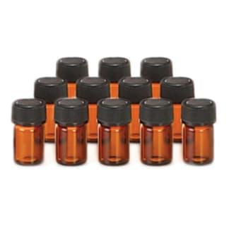 doTERRA Amber 5:8 Dram Vials Bottles