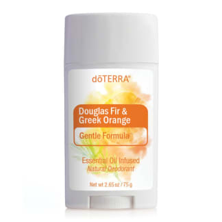 doTERRA Deodorant Gentle Formula with Douglas Fir & Greek Orange