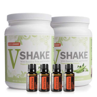 Slim & Sassy Trim Kit (2x V Shake)