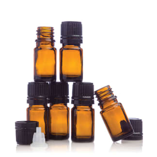 doTERRA Amber Bottles 5mL