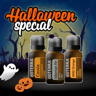 Essential Canuck doTERRA Halloween Special